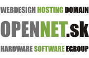 OPENnet.sk - WEBdesign & Solution
